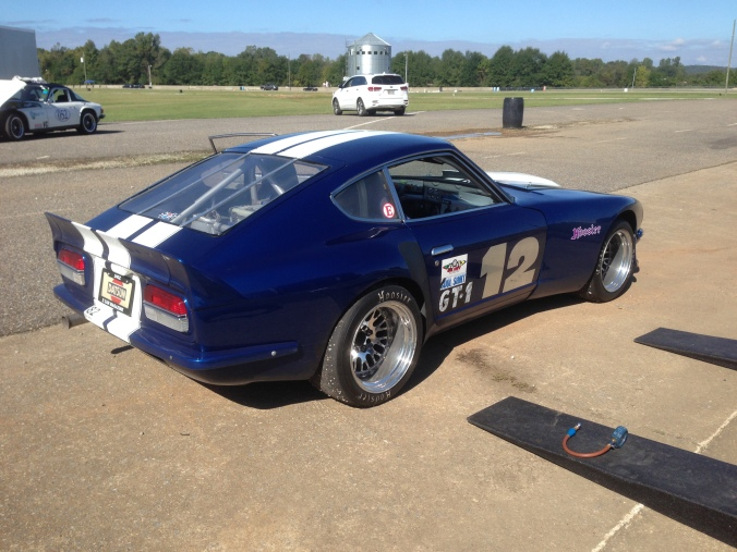 Bill Coffey's 240Z